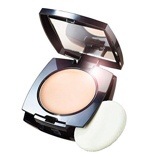 Avon True Colour Fond de teint crème pour poudre Compact – Skin avec fond neutre – Noyer