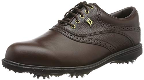 Foot Joy Hydrolite 2.0, Chaussures de Golf Homme, Marron (Marrón 50033m), 44.5 EU