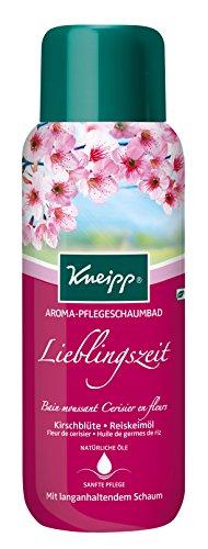 Preisvergleich Produktbild Kneipp Aroma-Pflegeschaumbad Lieblingszeit 3er Pack(3 x 400 ml)