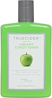 TrueCider Hypoallergenic Creamy Conditioner with Real Apple Cider Vinegar