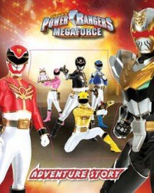 Power Rangers Megaforce Robo Knight (Magical Story Lenticular Cover)