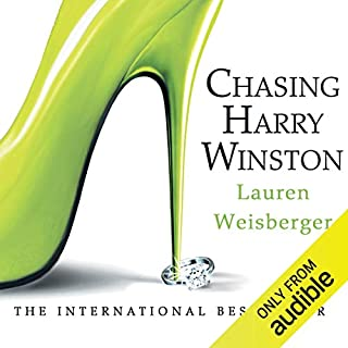 Chasing Harry Winston audiobook cover art
