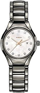 Rado - True cuarzo fregona esfera plasma alta tecnología cerámica damas reloj r27060902