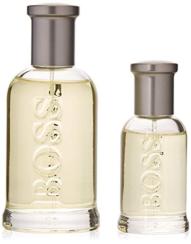 Hugo Boss Boss Bottled Duftset (Eau de Toilette,100ml+Eau de Toilette 30ml)