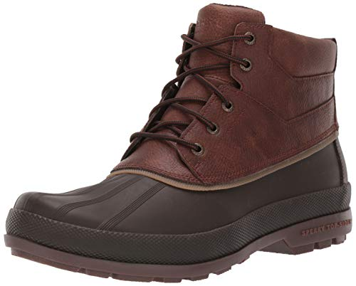 Sperry Mens Cold Bay Chukka Boots, Brown/Coffee, 11.5