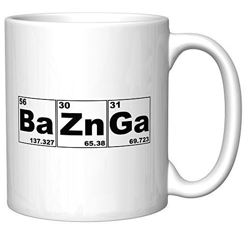 Big Bang Theory Kaffeetasse