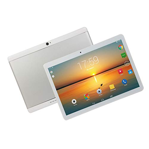 S3 10 Zoll Tablet 6G RAM 128G Speicher Android 8.1 Tablet PC 10 Core IPS HD Pad Dual SIM WiFi/3G Entsperrt Bluetooth 4,1 GPS Telefonfunktion