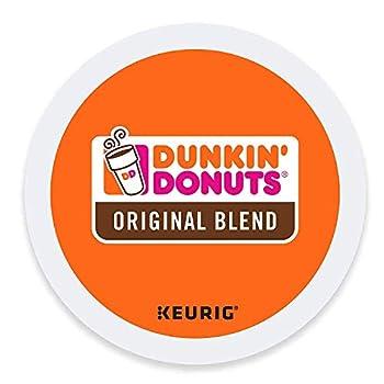 Dunkin  Donuts Original Blend  72 Count