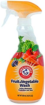 CR Brands 16.9oz Arm and Hammer Fruit and Vegetable Wash