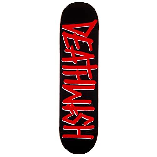 Unbekannt Deathwish Skateboard Deck Deathspray 8.0