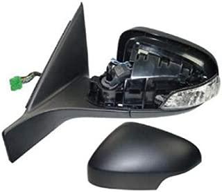 7432507068017 DERB Specchio Retrovisore Sx Sinistro Lato Guida Elettrico - Termico - Con Fanale - Ribaltabile