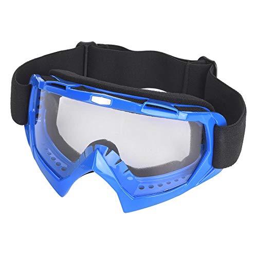 Buitensportbrillen en -brillen, motorfietsen Fietsen Skiën Anti-wind waterdichte brillen, PC + TPU Snowboarden Powersports Brillen Brillen