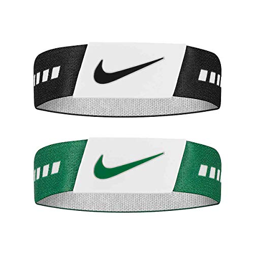 Nike Baller Bands black/white/clover  M/L