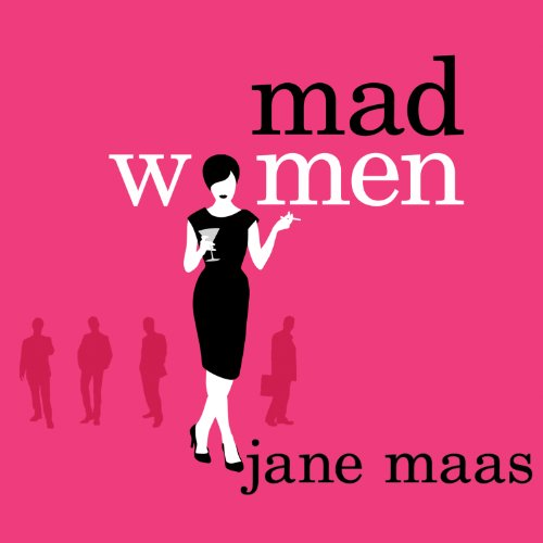 Mad Women audiobook cover art