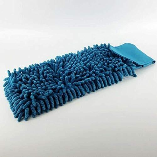 Norwex BacLock - Toalla de mano (chenilla), color azul