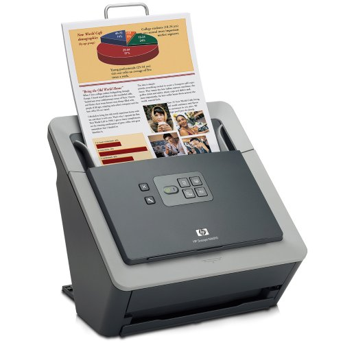 : HP Scanjet N6010 Photo Scanner Us Government. Up To 600 Dpi. 600 X 600 Dpi. 48-B : Photo Scanner Automatic Feeder