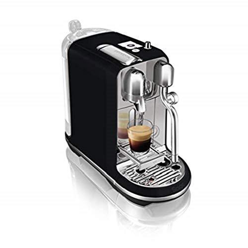 Nespresso SNE800BTR Creatista Plus Black Truffle, 480 milliliters