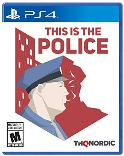This Is The Police PS4 - PlayStation 4