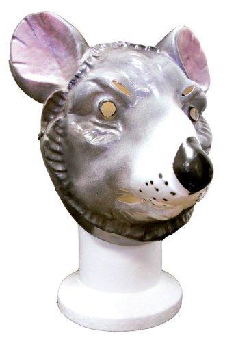 Cesar–c106607–Maske Ratte für Erwachsene–Einheitsgröße