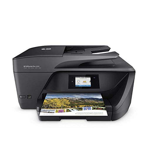 HP OfficeJet Pro 6968 All-in-One Wireless Printer, HP Instant Ink or Amazon Dash replenishment ready...