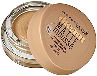 Maybelline Dream Matte Mousse Foundation With Primer Base 30 Sand