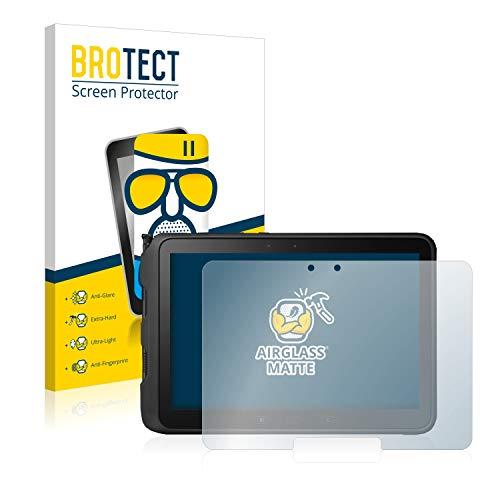 BROTECT Entspiegelungs-Panzerglasfolie kompatibel mit Samsung Galaxy Tab Active Pro - Anti-Reflex Panzerglas Schutz-Folie Matt