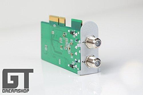 Dreambox Twin Silicon sintonizador dual DVB-S2 Twin Tuner