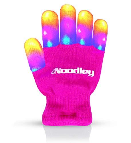 The Noodley Flashing LED...
