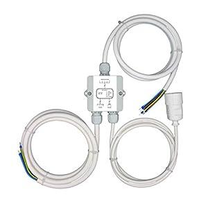 Distribuidor de corriente para cocina, cocina, horno, vitrocerámica, inducción, etc.