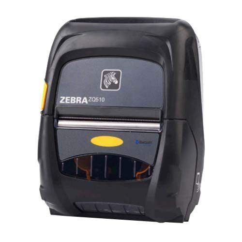 "Zebra Technologies ZQ51-AUN0100-00 Series ZQ510 Mobile Printer, 3"" Print Width, Dual Radio, Active NFC, Group O (Renewed)"