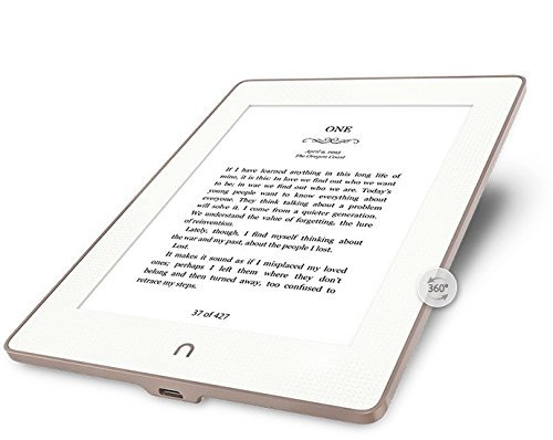 Barnes & Noble Nook GlowLight Plus eReader - Waterproof & Dustproof (BNRV510) & BlueProton USB...