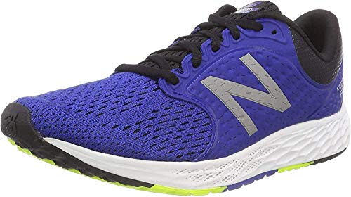 New Balance Fresh Foam Zante v4 Neutral, Zapatillas de Running para Hombre, Amarillo (Hi-Lite/Black Hb4) 40 EU