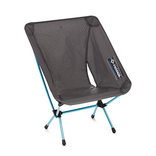 Helinox Chair Zero | Ultra lightweight outdoor camping chair - Perfect folding chair for cycling and...