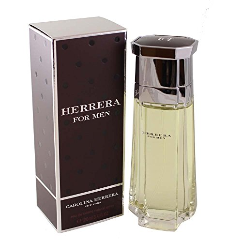 Carolina Herrera Homme / men, Eau de Toilette, Vaporisateur / Spray 100 ml, 1er Pack (1 x 100 ml)