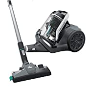 Multi-Surface Nozzle with Edge Cleaning Bristles: Optimized for powerful cleaning performance across all floor types. The edge cleaning bristles easily pull debris away from base boards. Hygienic Emptying System: The patented multi-cyclonic design pr...