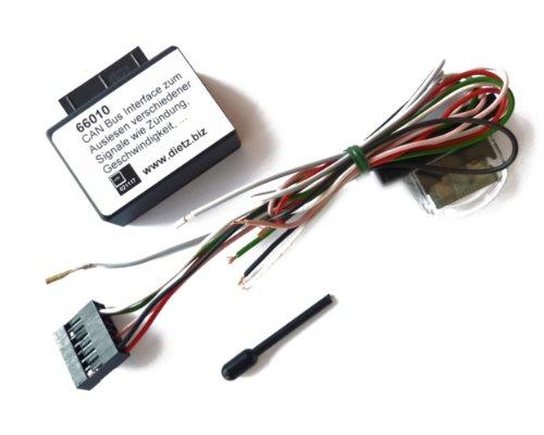 Dietz 66010 Can-Bus Universalinterface Adapter