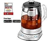 ProfiCook PC-WKS 1167 G, 2in1 Tee- und Wasserkocher, kostenlose App, programmierbare...