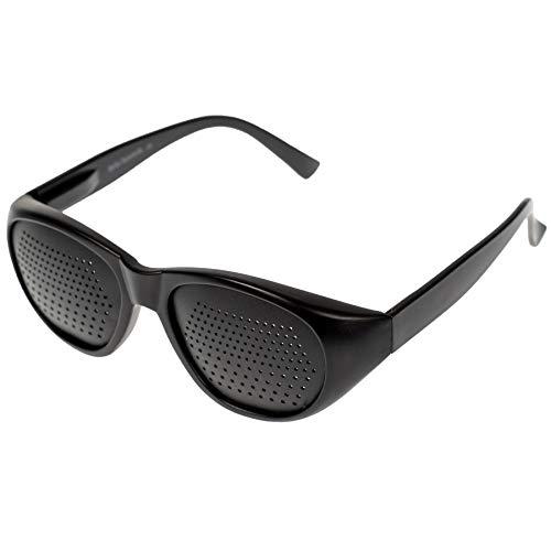 Rasterbrille 415-JGB bifocaler Raster, schwarz