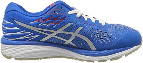 ASICS Mens 1011A787-400_44 Trail Running Shoe, Blue, EU