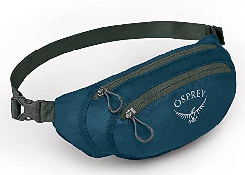 Osprey Unisex– Erwachsene UL Stuff Waist Pack 1 Travel, Venturi Blue, O/S