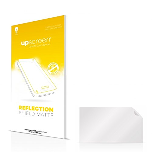 upscreen Reflection Shield Matte Bildschirmschutz Schutzfolie für Medion Akoya P6670 (matt - entspiegelt, hoher Kratzschutz)
