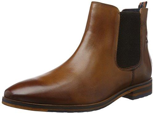 Daniel Hechter 811211201100, Chelsea Boots Homme, Marron Cognac 6300, 45 EU