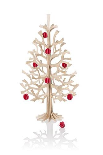 LOVI『クリスマスツリー30センチミニボールセット』