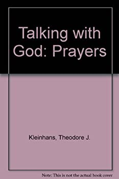 Paperback Talking with God: Prayers Book
