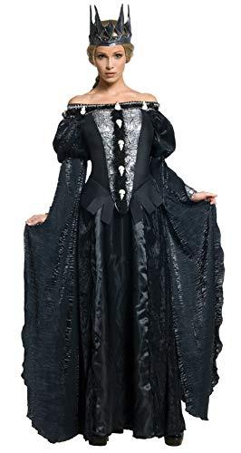 Queen Ravenna Skull Dress