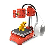 Mini 3D Printer for Kids with Removable Magnetic Build Plate 1.75mm Free Test PLA Filament DIY 3D Printers Printing Size 100x100x100mm