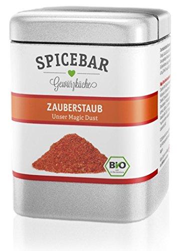 Spicebar Zauberstaub, BBQ Rub in Premium Bio Qualität (100)