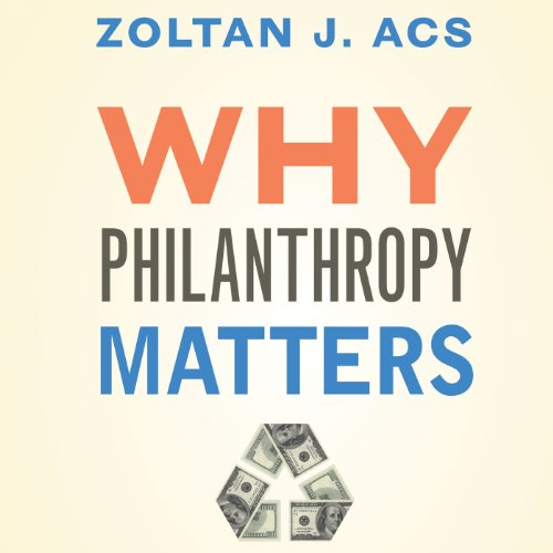 Why Philanthropy Matters audiobook cover art