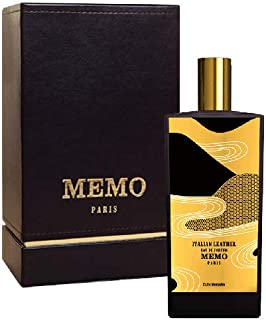 Memo Italian Leather For Unisex 200ml - Eau de Parfum