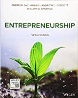 Entrepreneurship, 5th Edition Front Cover